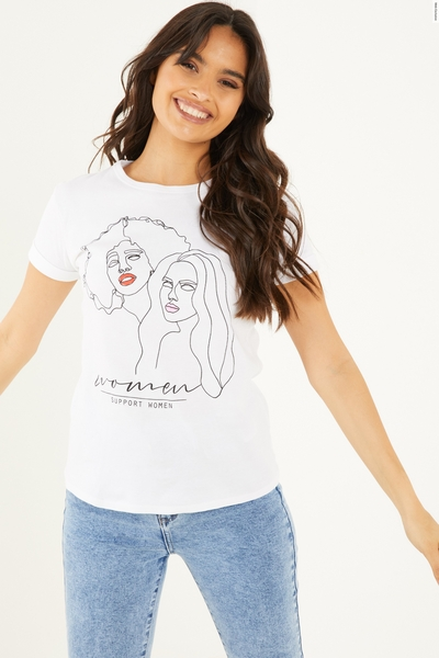Charity Empowerment T Shirt